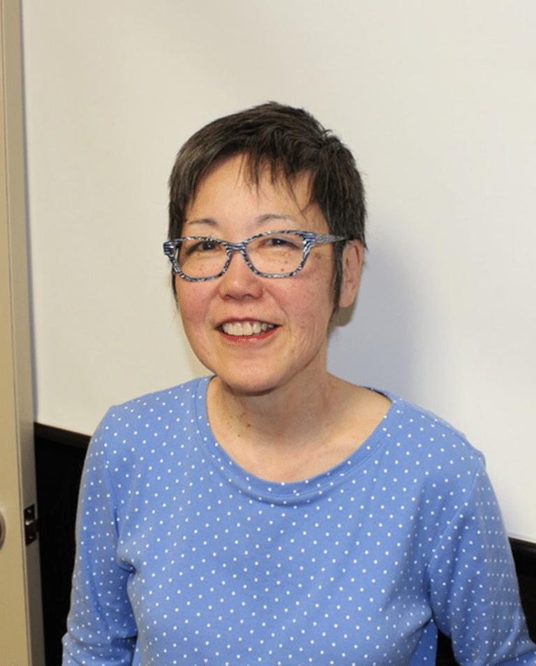 Headshot of Cindy Sakiyama